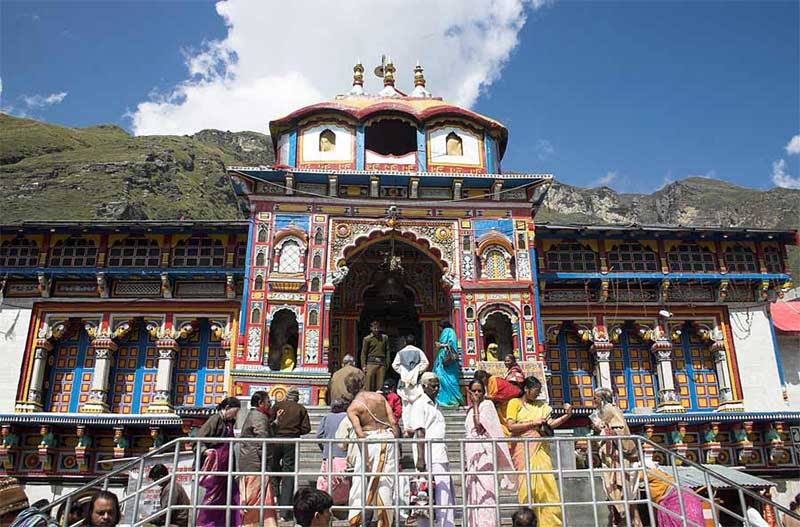 Badrinath Temple List of Top 50 Famous Temples in India