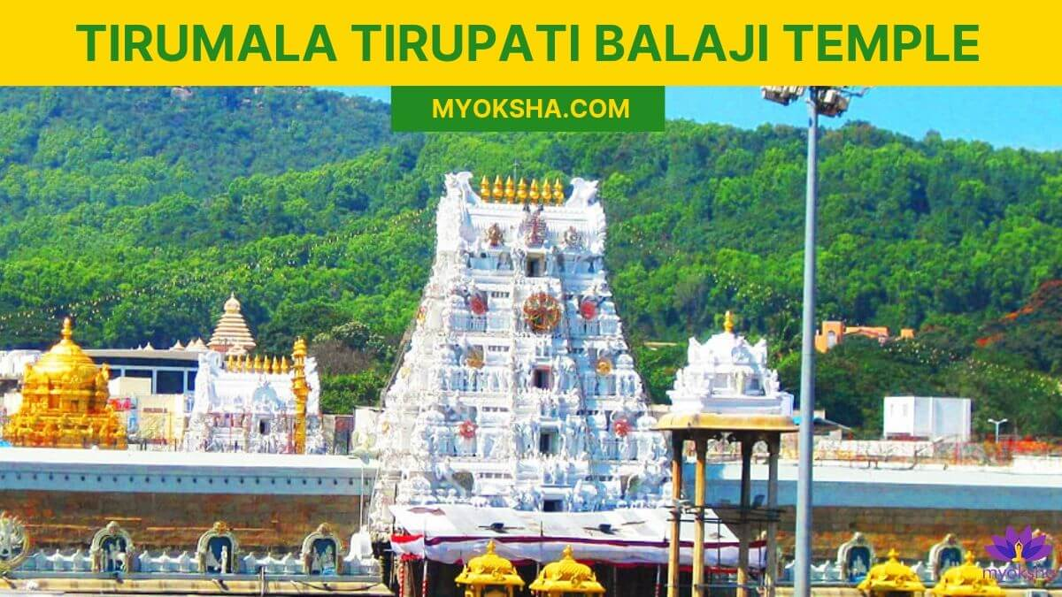 Tirumala Tirupati Balaji Temple | Timings, Poojas & History | Travel