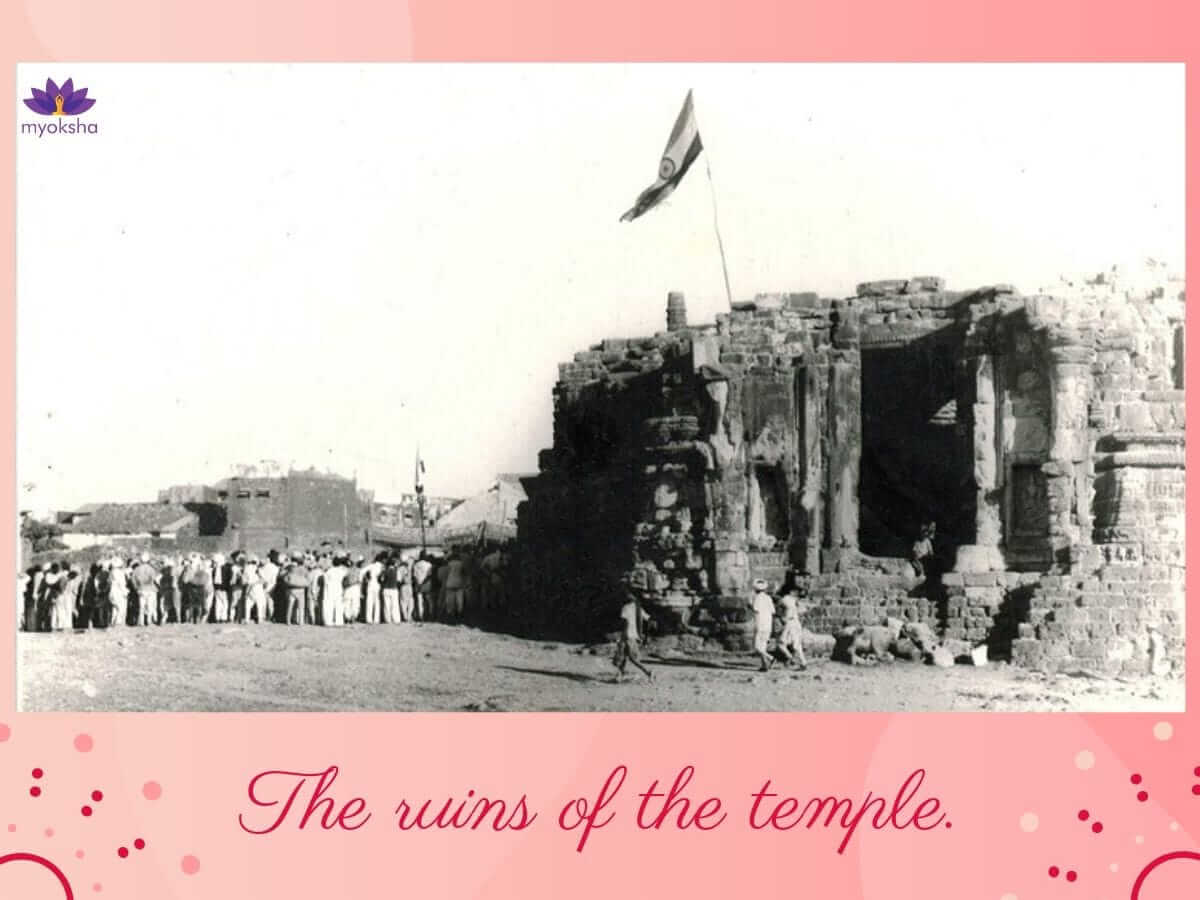 History of the Somnath Temple