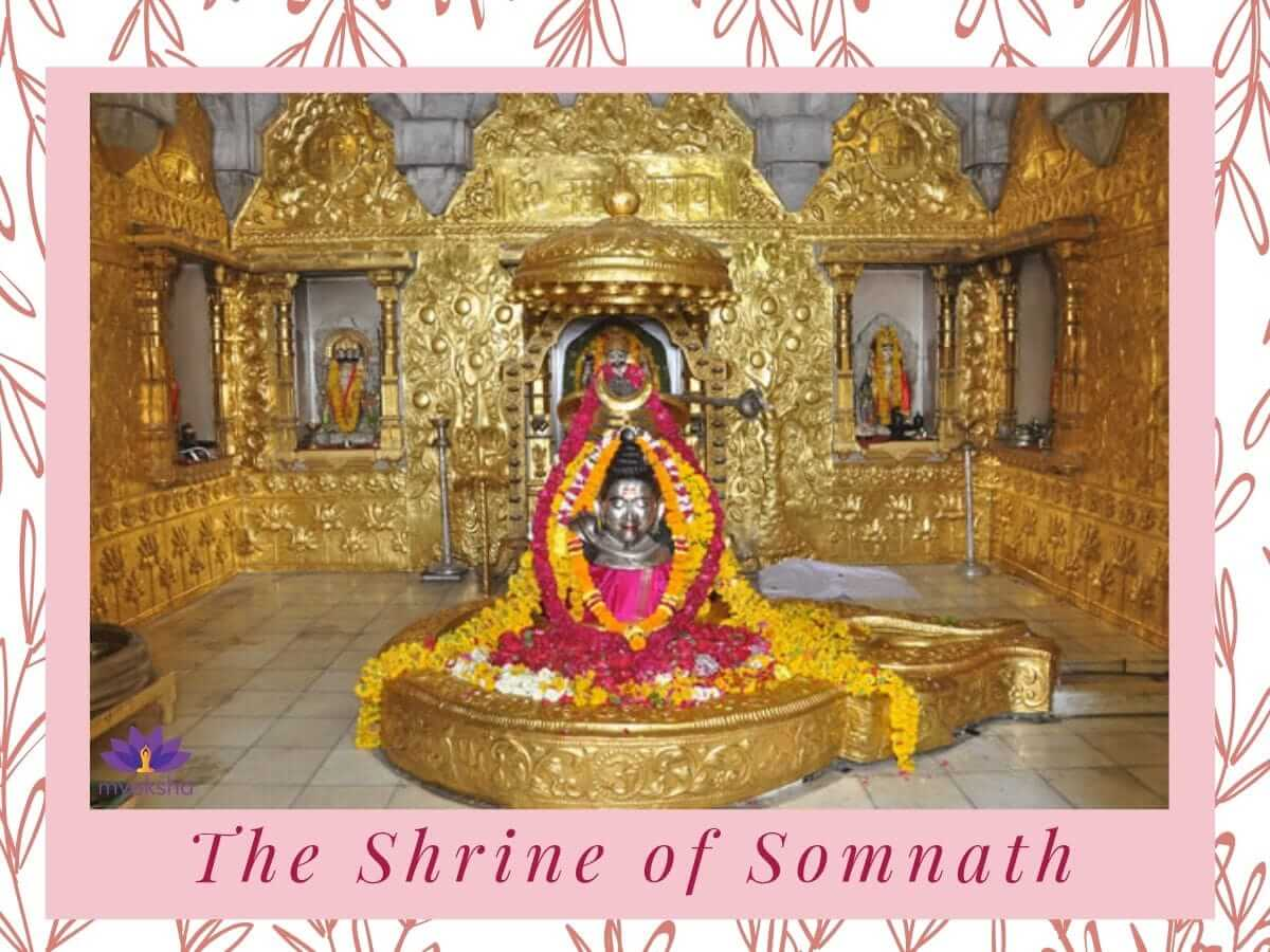 Shrine of the Somnath Temple