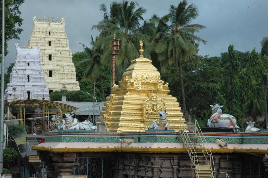 Srisailam Temple FI