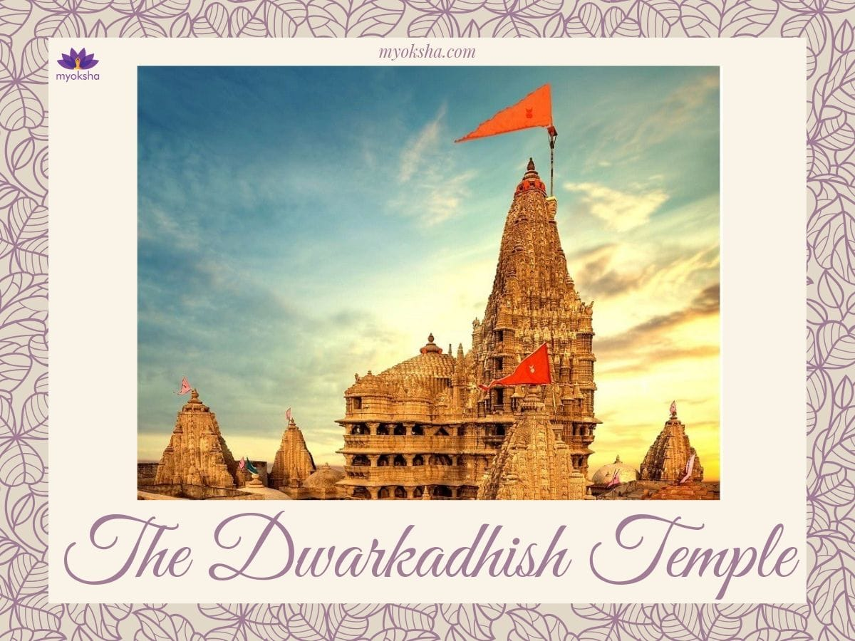 The Dwarkadhish Temple