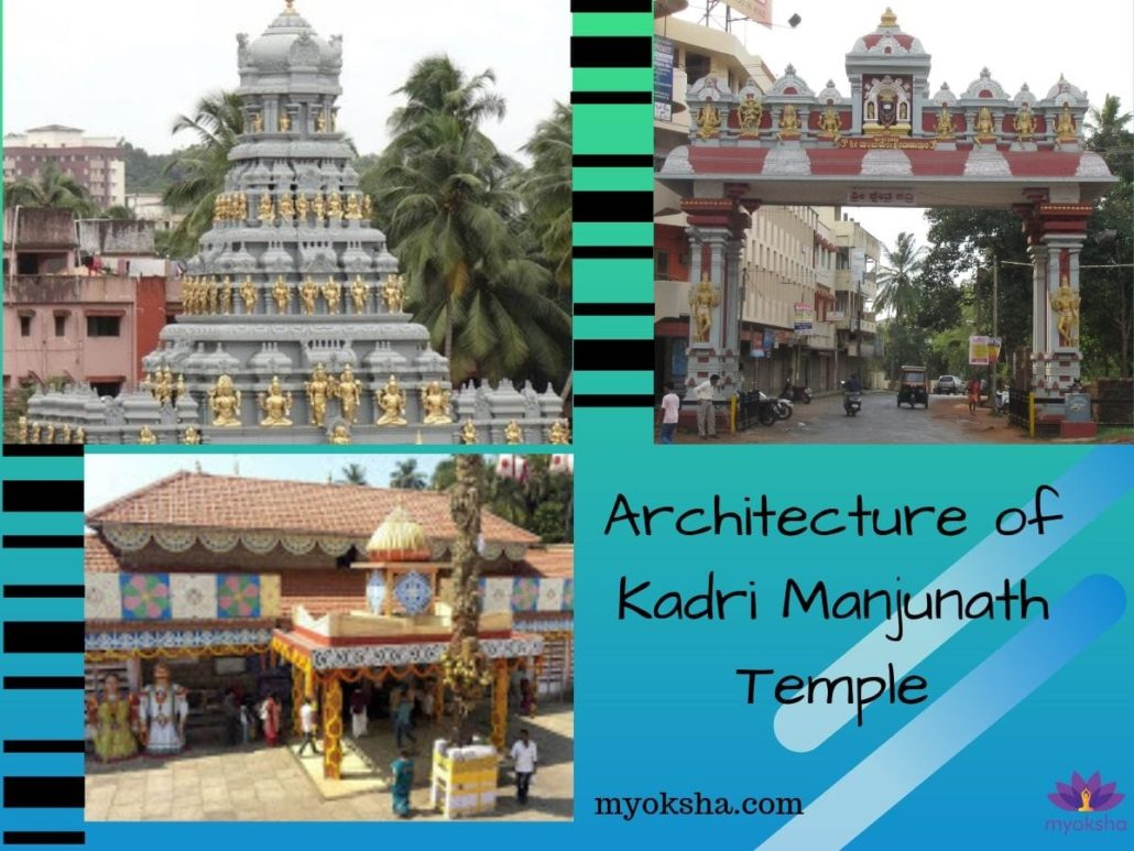Architecture of Kadri Manjunath Temple