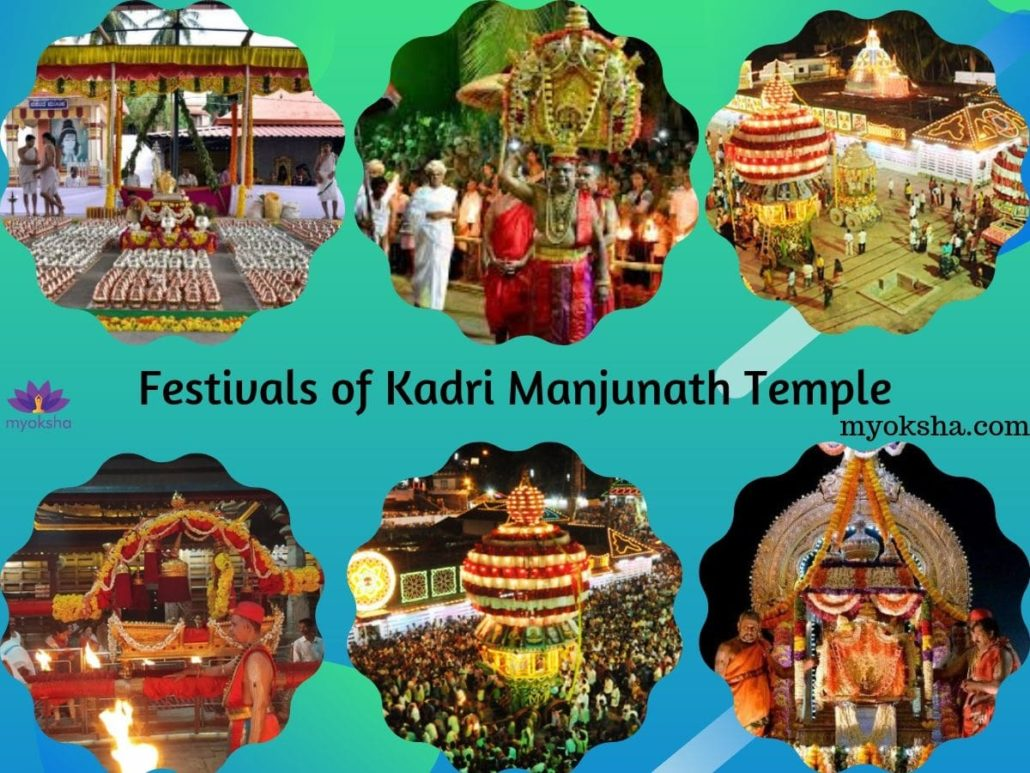 Festivals in Kadri Manjunath Temple