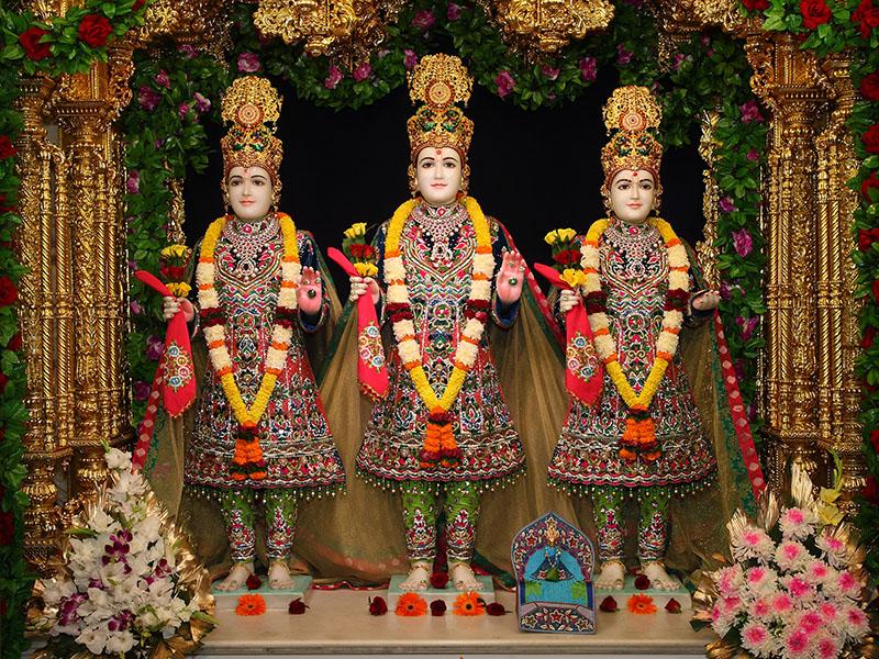 swaminarayan Temple 2