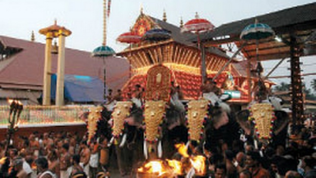 Guruvayurappan Temple-Top Ten Richest Temple