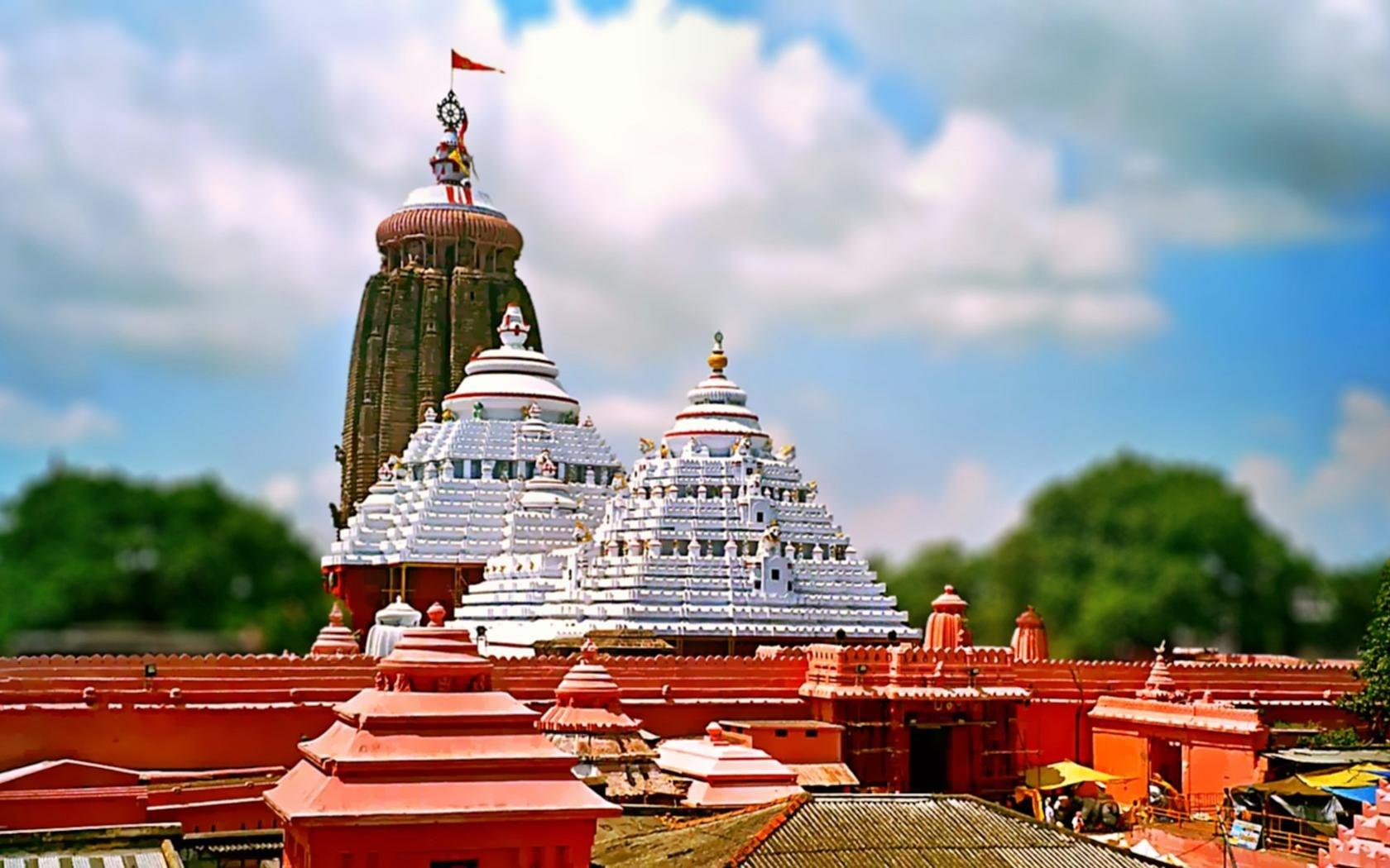 Jagannath Puri Temple- Top Ten Richest Temple