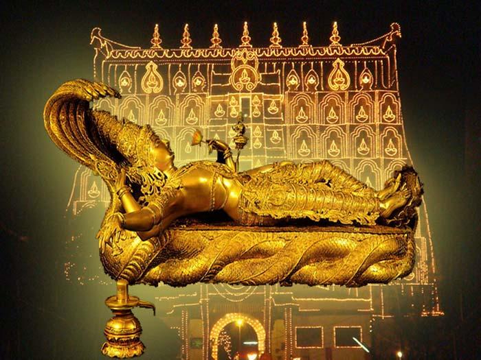 Padmanabhawamy - Top Ten Richest Temple