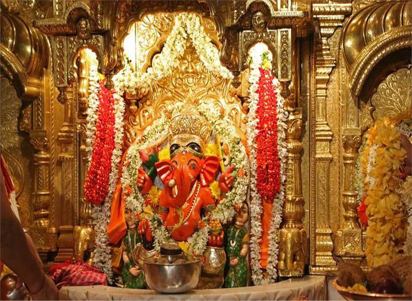 Siddhivinayak Temple - Top Ten Richest Temple