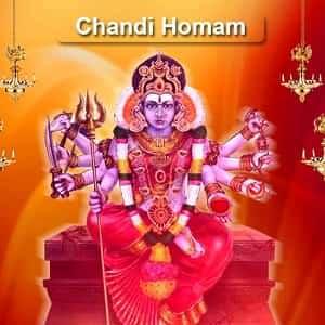 Chandi Homam Significance