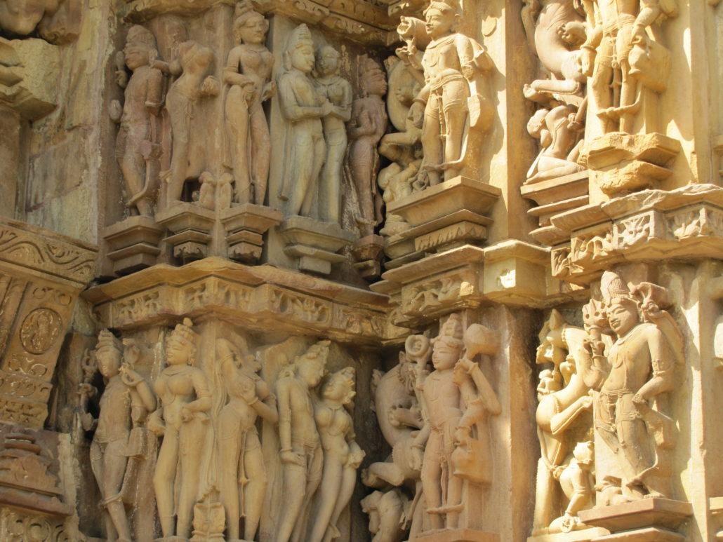 Devi Jagadambi Temple, Khajuraho