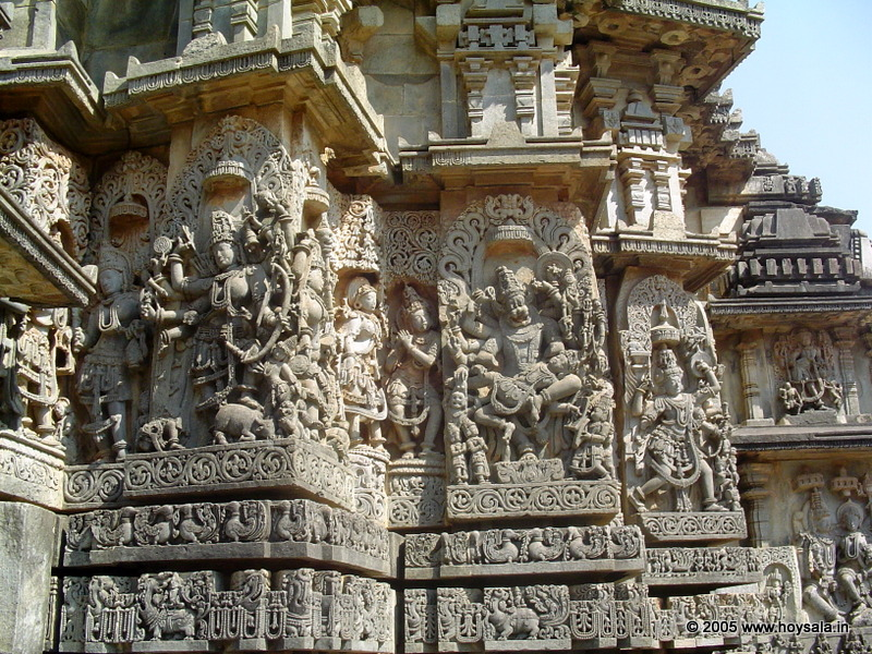 Hoysaleswara Temple Top 50 Famous Temples in India