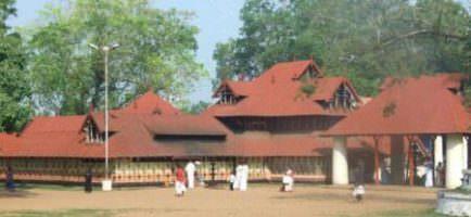 Thiruvanchikulam Shiva Temple
