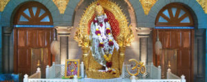 Shirdi one of the most famous temples in India