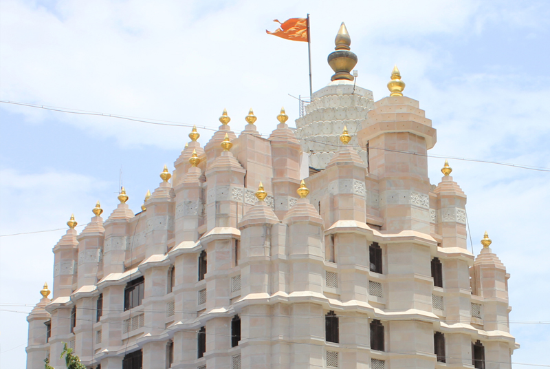 siddhivinayak temple top 50 famous temples in india