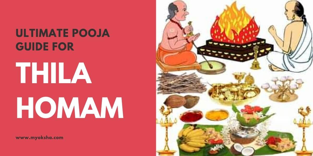 Thila Homam | Procedure, Cost and Booking | Rameshwaram Temple