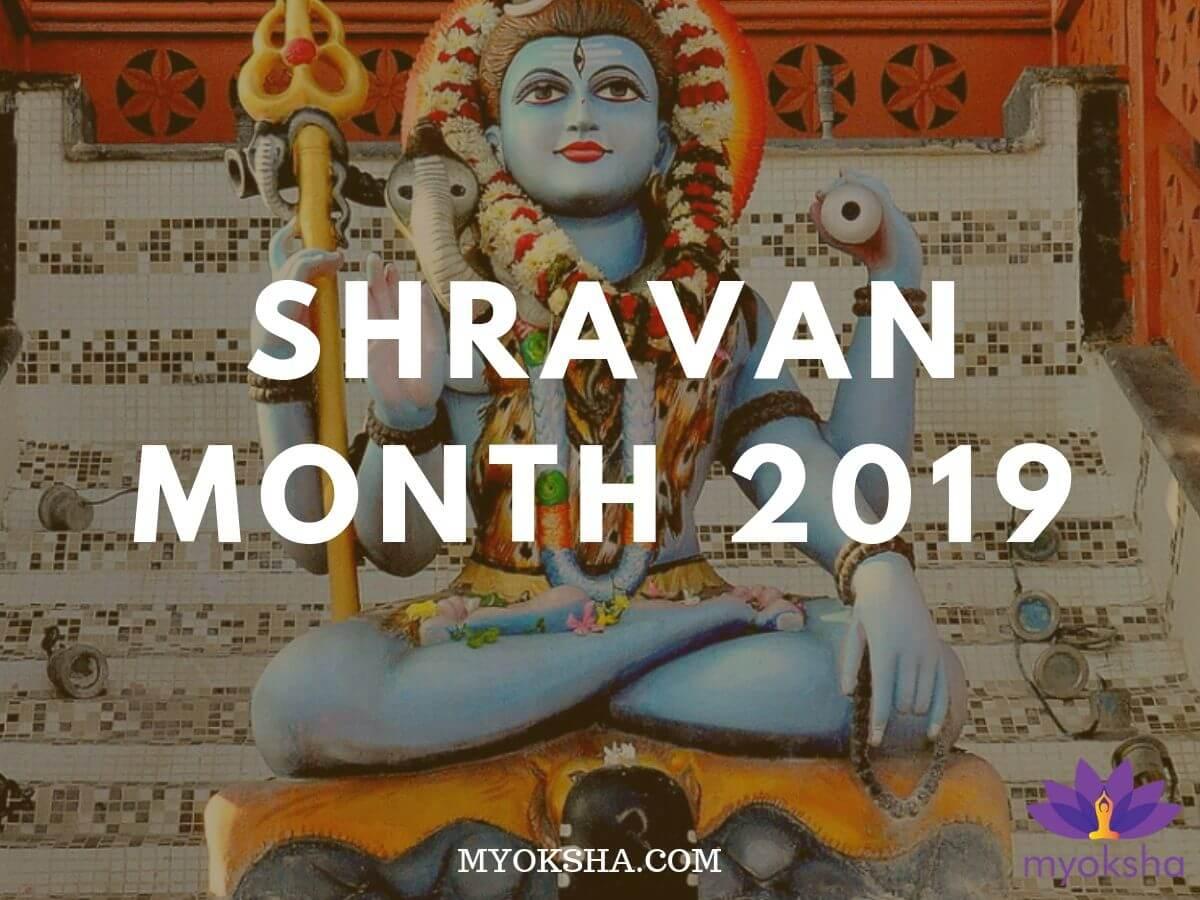 Shravan 2019 Maharashtra: Start Date, End Date, Shravan Maas