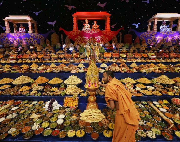 Offerings to Goddess Durga