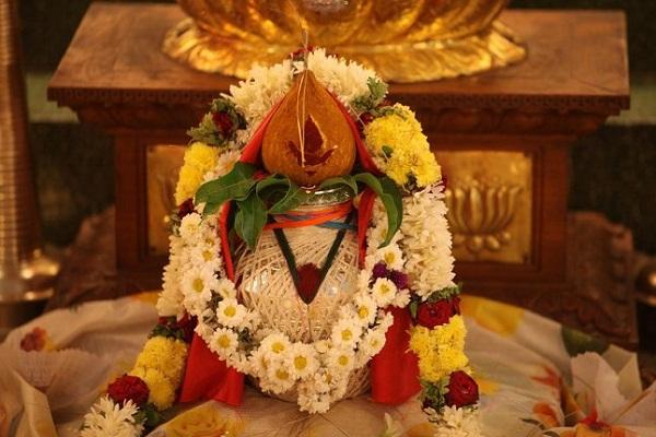Navratri Ghatsthapana