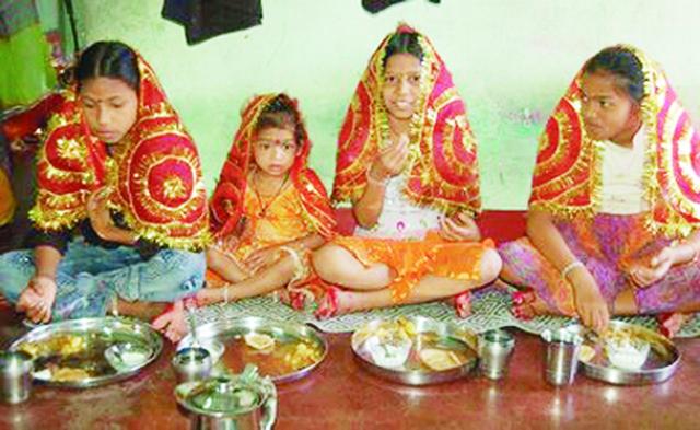 Kanya Bhoj Navratri