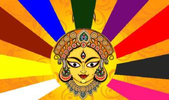 Navratri Colours 2019