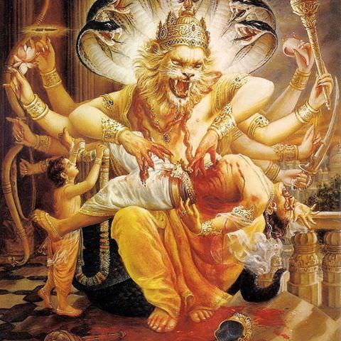 Hiranyakashipu Demon