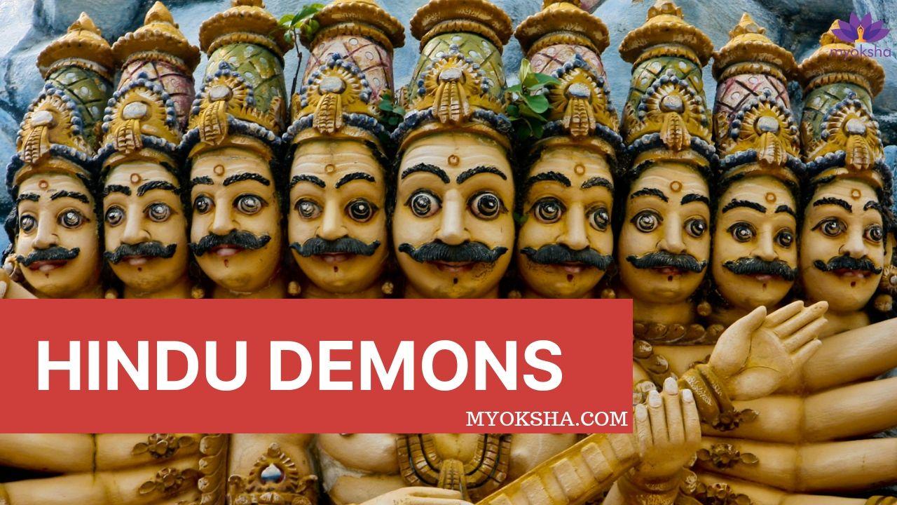 Hindu Demons List