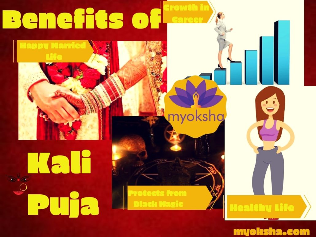 Benefits of Kali Puja