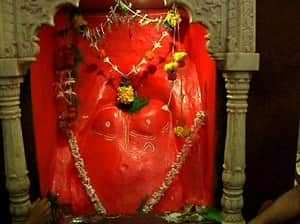 The Swayambhoo Ganpati