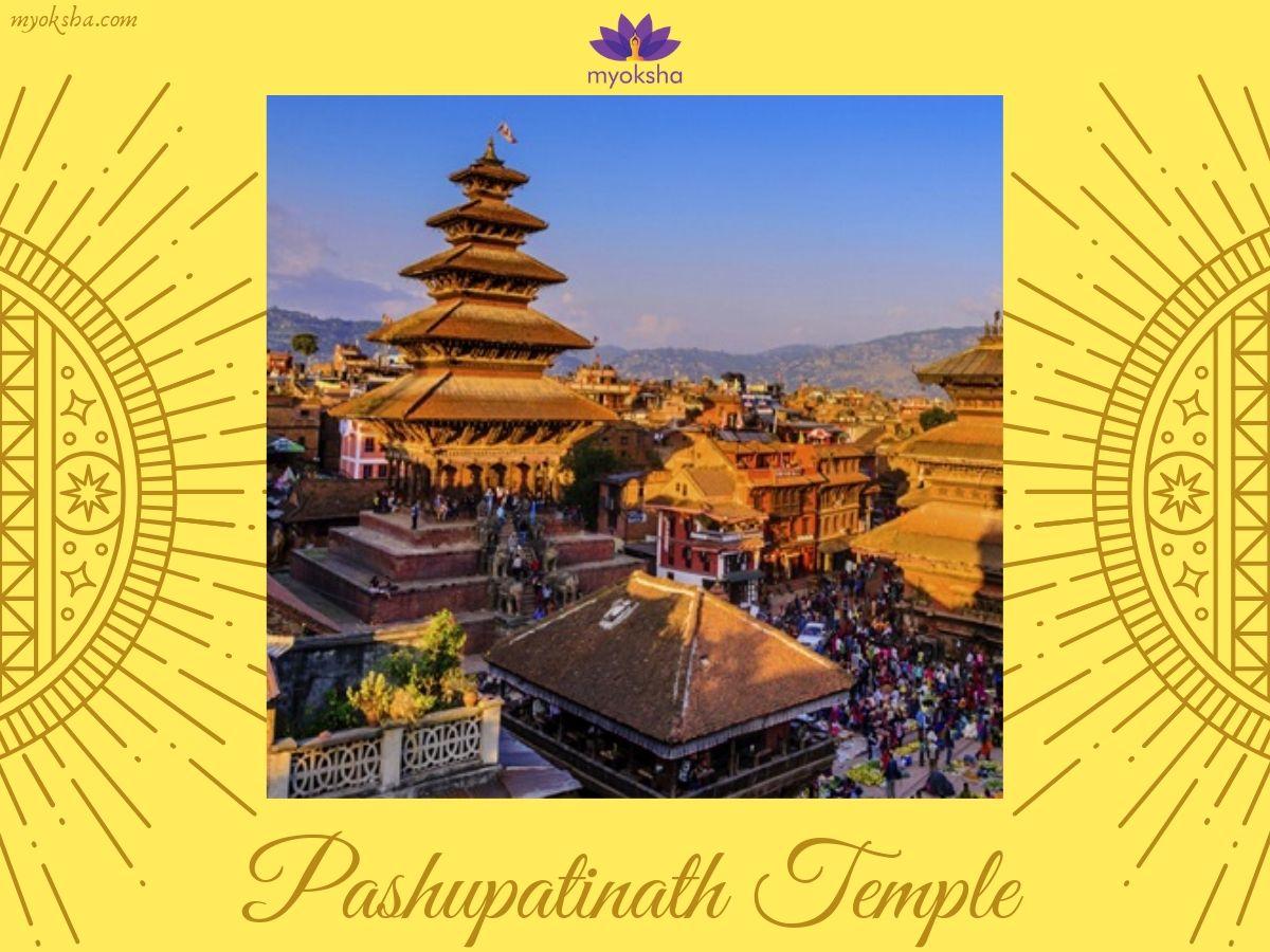 Pashupatinath Temple Kathmandu Nepal