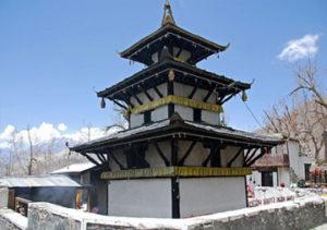 Muktinath Temple