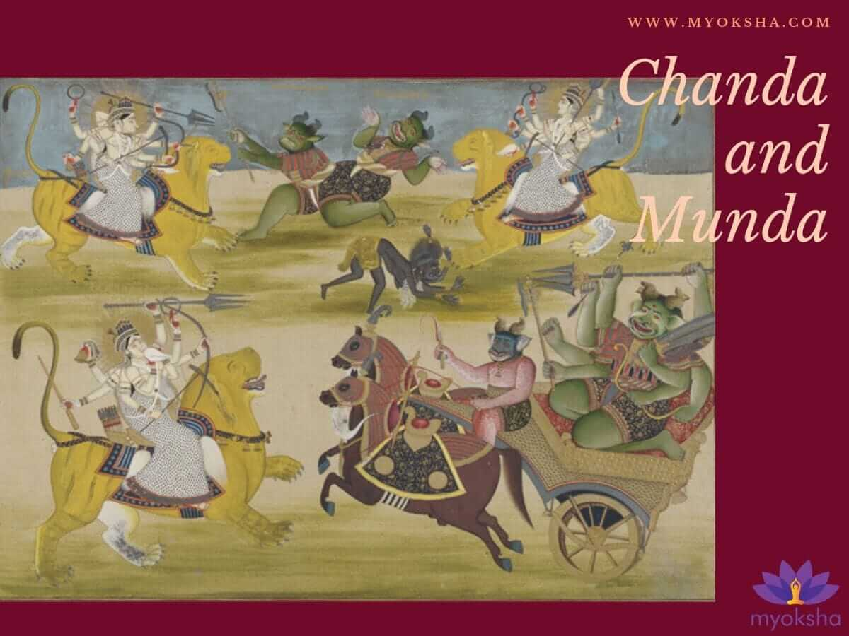 Chanda and Munda