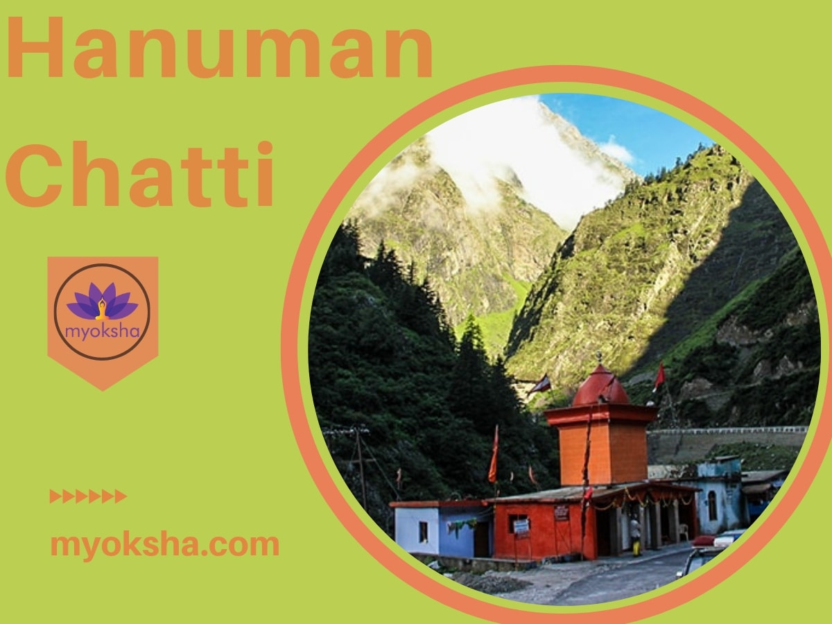 Hanuman Chatti