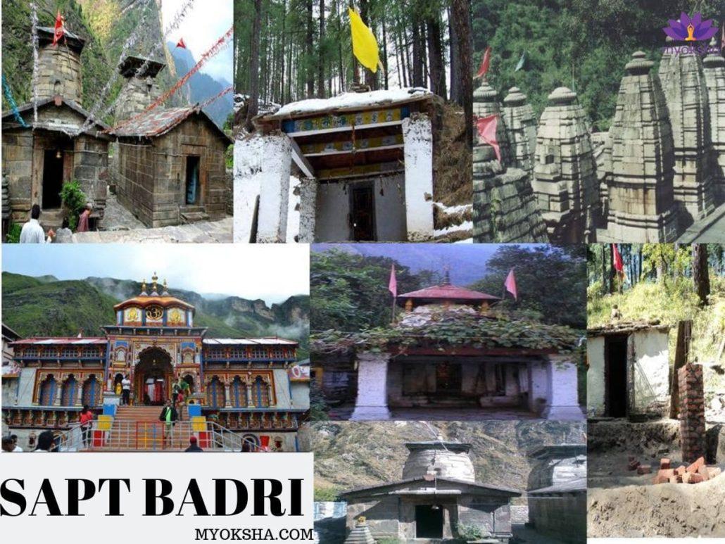 Vridha Badri Nearby