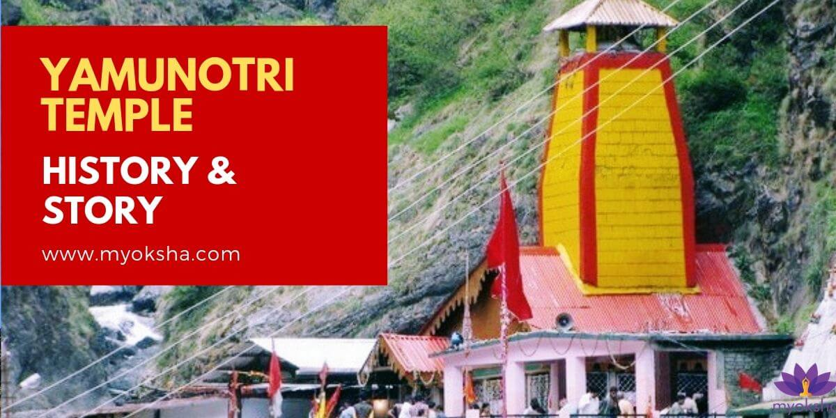 Yamunotri Temple History and Story