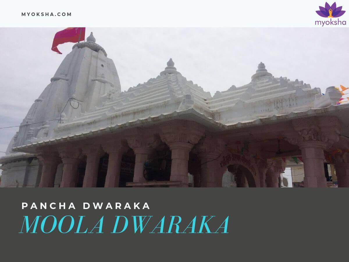 Moola Dwaraka Temple Panch Dwarka