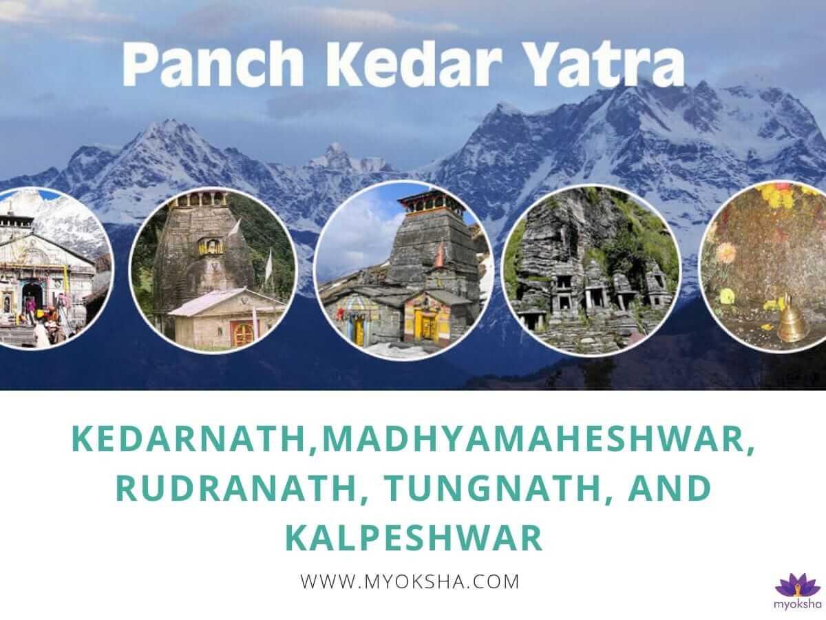 Panch Kedar Yatra 2019