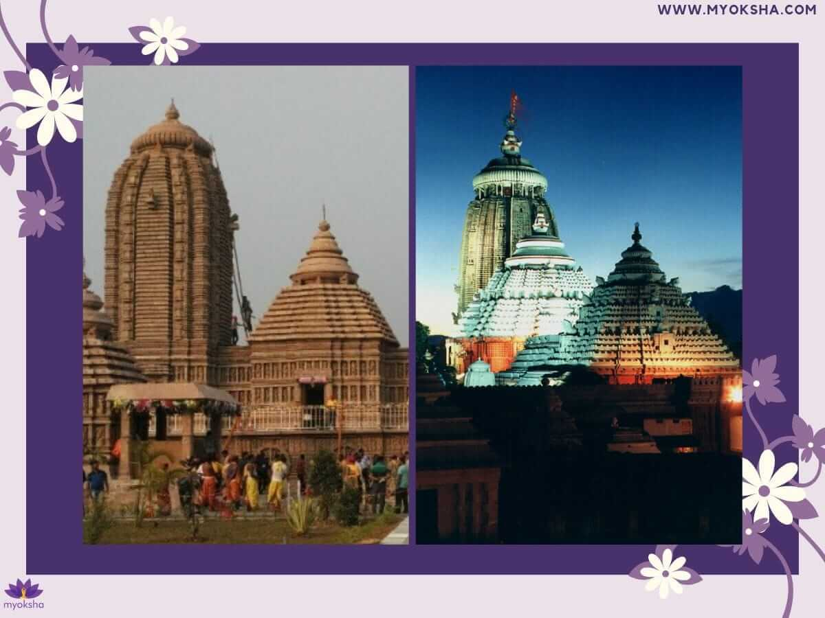 Puri Jagannath Architecture