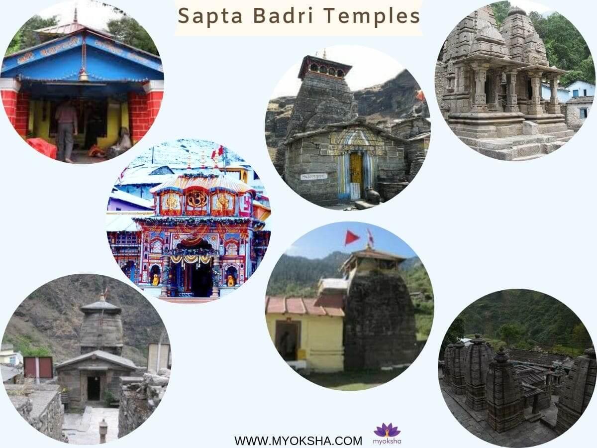 Sapta Badri Temples