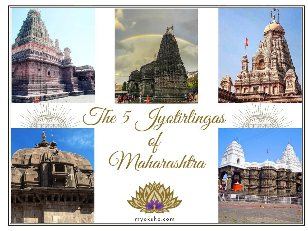 The 5 Jyotirlingas of Maharashtra