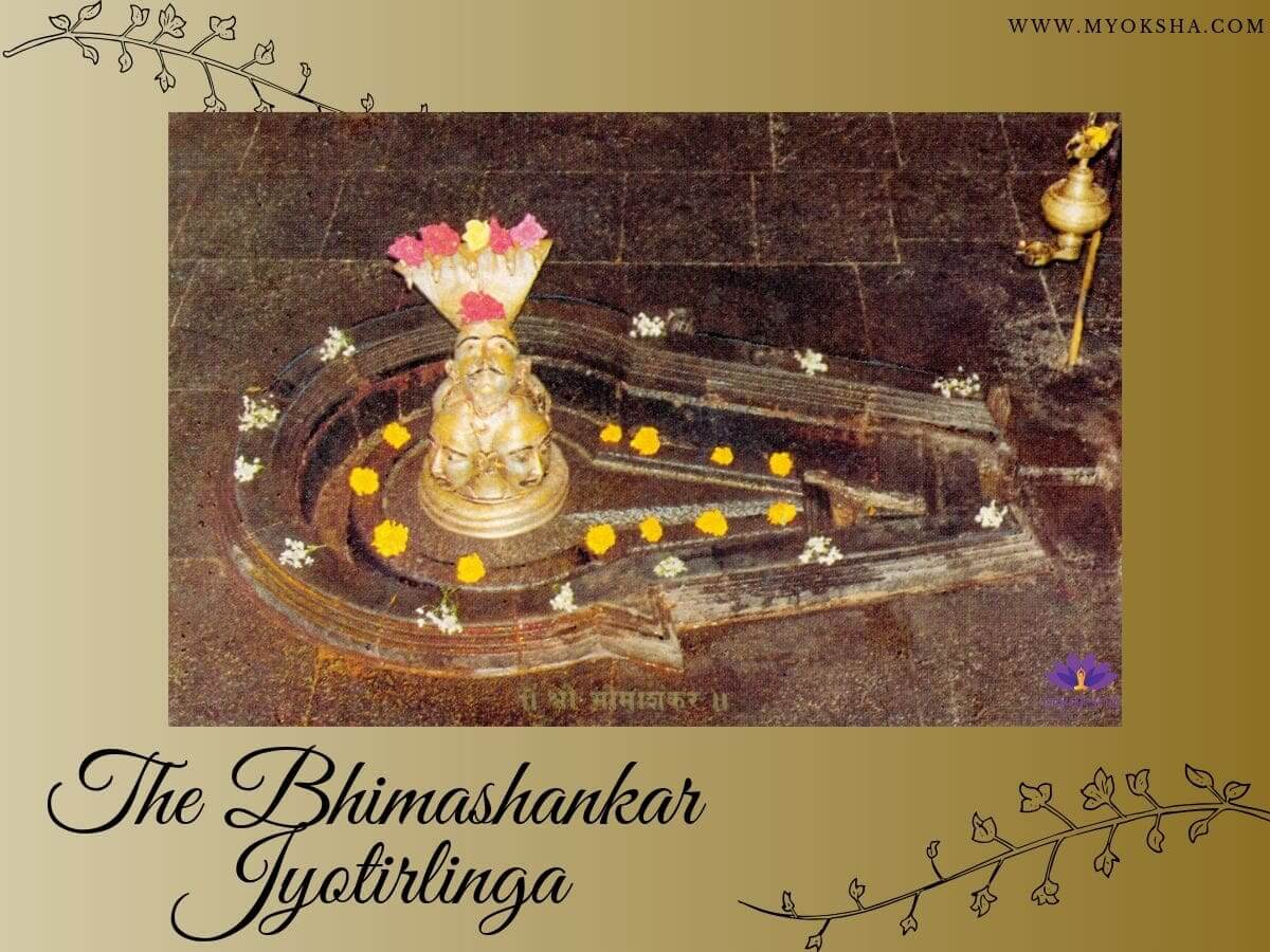 The Bhimashankar Jyotirlinga