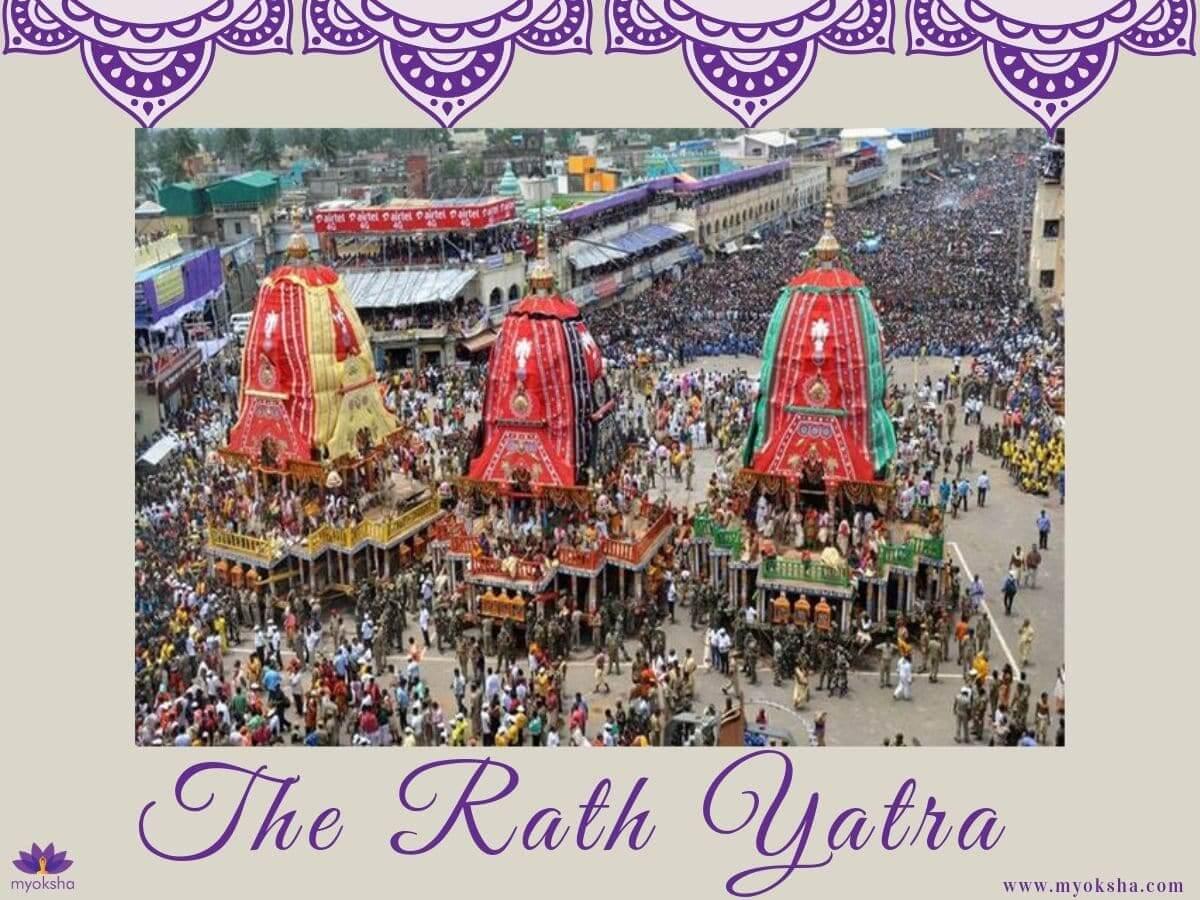 The Rath Yatra