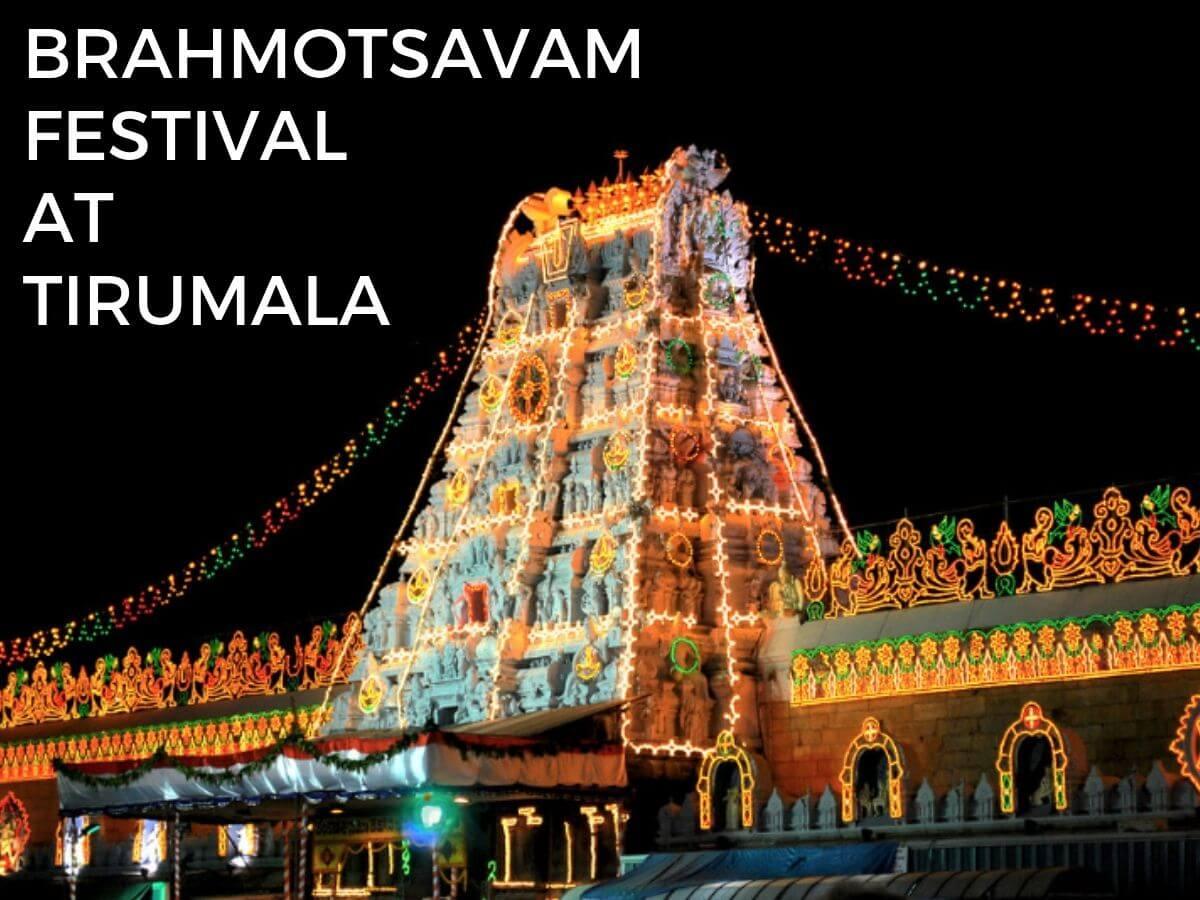 Tirumala Tirupati Brahmotsavam Significance