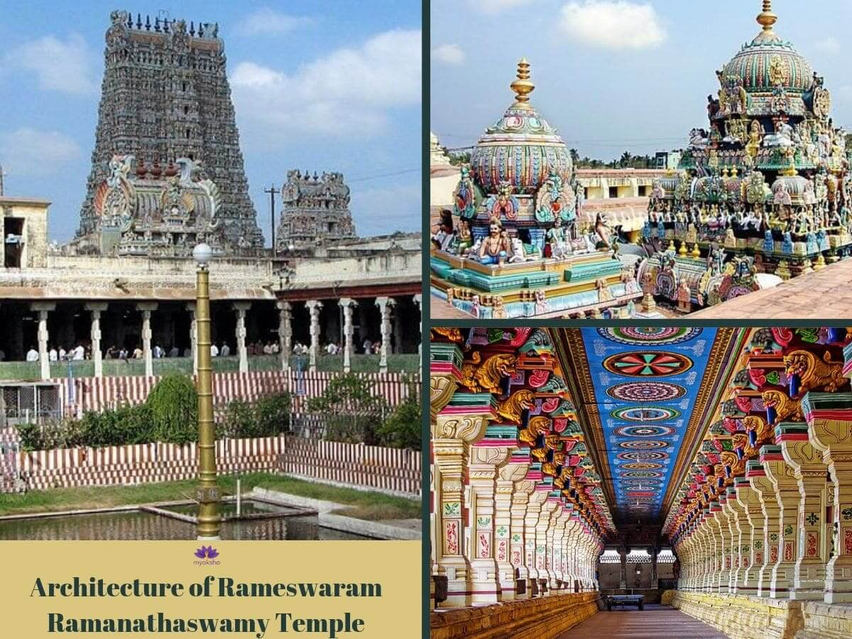 Architecture of Rameswaram Ramanathaswamy Temple