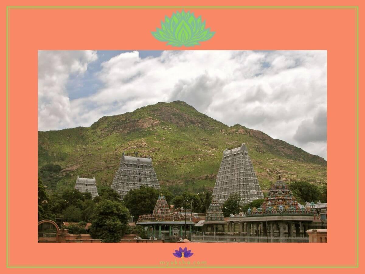 Arunachalam Temple Giri Pradakshina