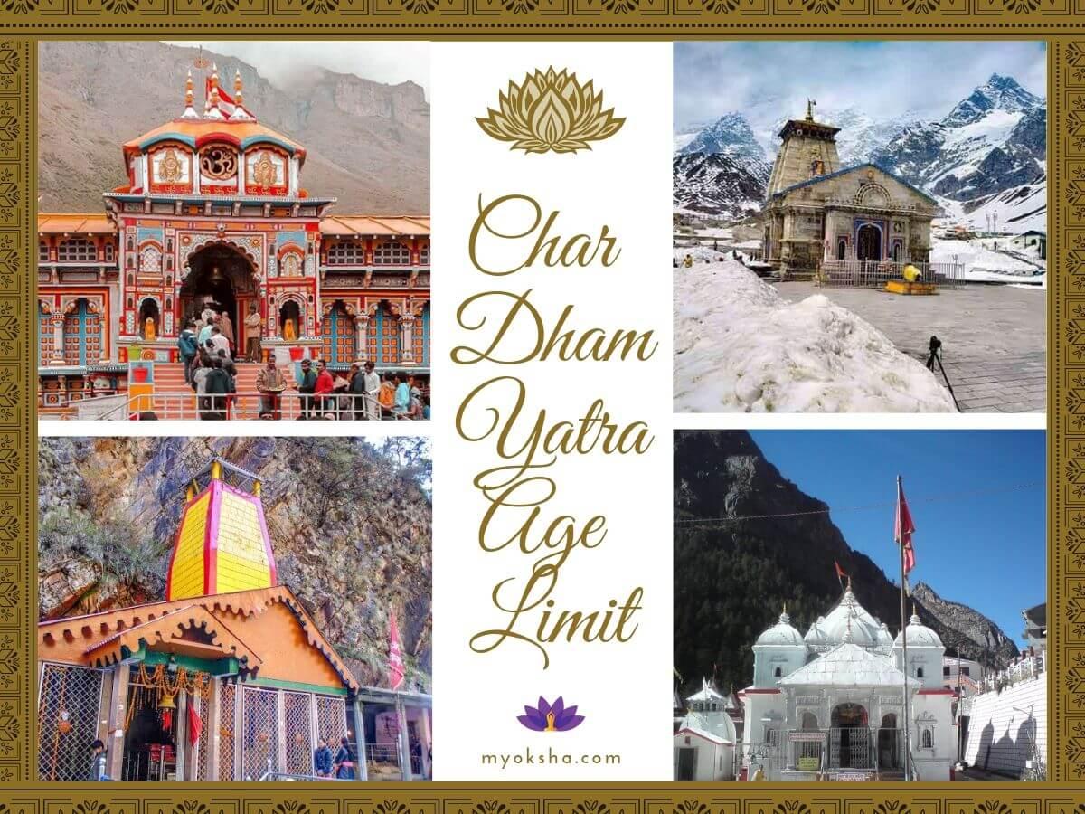 Char Dham Yatra Age Limit