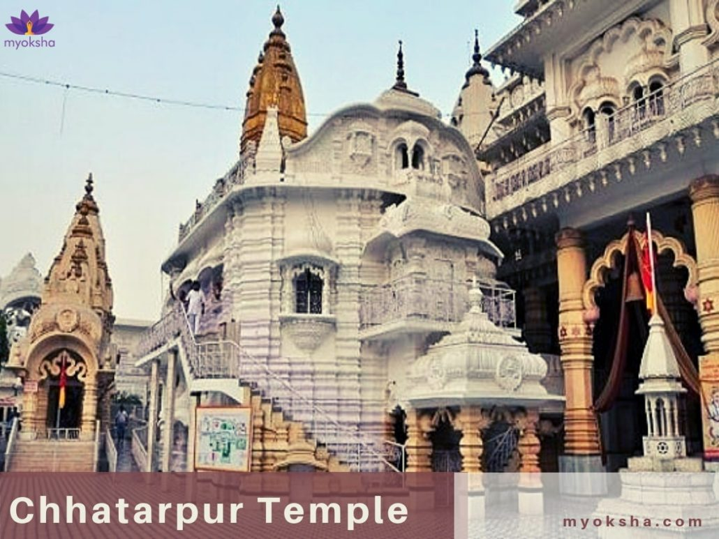 Chhatarpur temple introduction