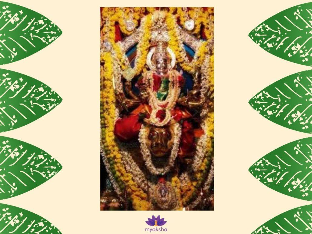 Devi Kollur Mookambika