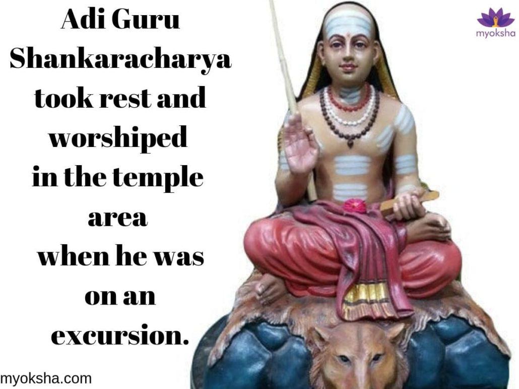 Dhari Devi Temple History