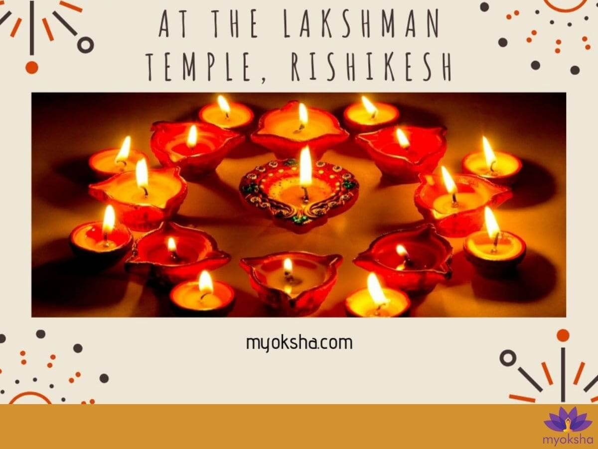 Festivals celebrated in Lakshman Temple in Rishikesh